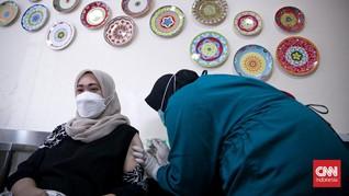 Vaksinasi Moderna & Pfizer Tersedia di Seluruh Faskes Jakarta