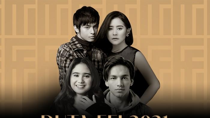 Aktor Muda Berbakat Terpilih Jadi Duta Festival Film Indonesia 2021, Ada Prilly Latuconsina Hingga Angga Yunanda