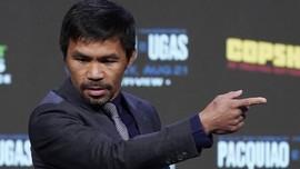 Jejak Manny Pacquiao, Raja Tinju hingga Capres Filipina