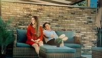 <p>Liz dan El hidup bahagia dan kerap menampilkan potret kemesraan mereka di laman Instagram masing-masing nih. (Foto: instagram @liz.belgia)</p>