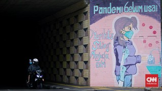 Jelang Akhir PPKM, Jakarta Toreh Kasus Positif Tertinggi