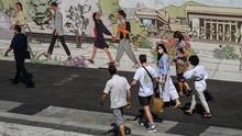 Turis vs Warga, Dilema Tempat Instagramable di Korea Selatan