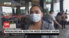 VIDEO: Pengunjung Mal Kesulitan Akses Sertifikat Vaksin