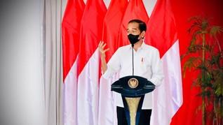 Jokowi Minta Stok Vaksin di Daerah Segera Digunakan