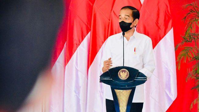 Presiden Joko Widodo disebut tak berminat menjabat tiga periode karena setia pada UUD 1945 dan amanah Reformasi 1988.
