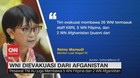 VIDEO: WNI Dievakuasi dari Afganistan