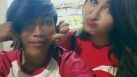 <p>Pasangan beda negara ini bernama Arzum Balli dan Bambang Irawan, Bunda. (Foto: Instagram @awanzha_arzum)</p>