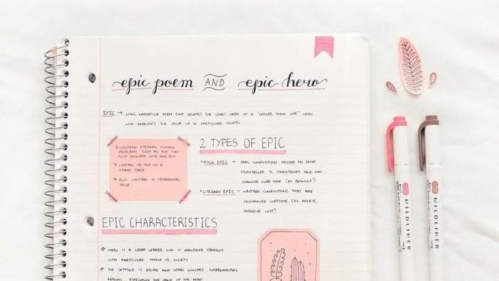 Jarak Tulisan Tangan Bisa Tunjukkan Karakter dan Hubunganmu dengan Orang Lain, Cek Yuk!