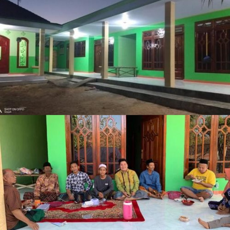 Rumah Merry asisten Raffi Ahmad