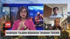 VIDEO: Waspada,Taliban Bebaskan Tahanan Teroris