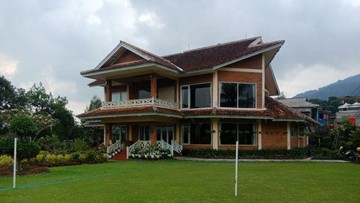Dijual Villa di Kawasan Puncak. (Ist Lamudi/Lili Suwali)