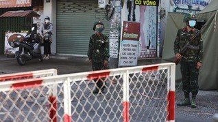 Vietnam Akan Cabut Pembatasan Covid-19 di Kota Ho Chi Minh