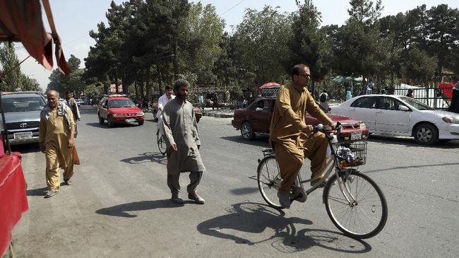BPS mencatat ekspor RI ke Afghanistan meroket 361,7 persen pada Agustus 2021 atau saat Taliban mengambil alih pemerintahan negara tersebut. Berikut rinciannya