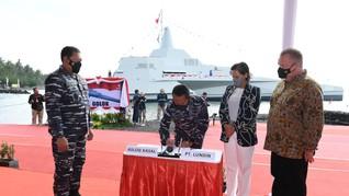 Mengenal Perusahaan Pembuat Kapal Perang Anyar TNI AL