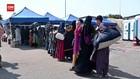 VIDEO: Pengungsi Afganistan Di Pangkalan Udara Ramstein