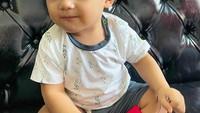 <p>Bayi menggemaskan itu lahir pada 1 September 2020 dengan berat 3,4 kilogram dan 48 sentimeter. (Foto: Instagram @ussypratama)</p>