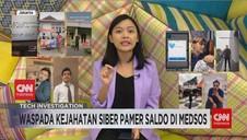 VIDEO: Waspada Kejahatan Siber Pamer Saldo Di Medsos