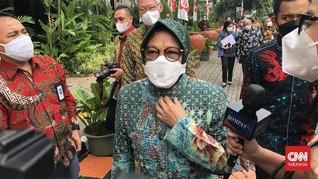 Risma: Bansos Bali Belum Cair Bisa Dirapel 5 Bulan