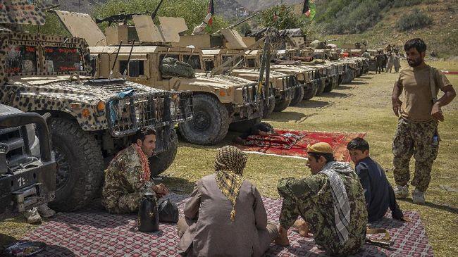 Negara-negar mulai lirik Taliban hingga pasukan Panjshir pilih bertahan, berikut berita-berita yang masuk dalam kilas internasional pagi ini: