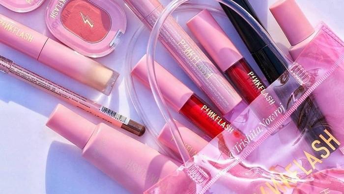 6 Produk Makeup Affordable dari Pinkflash, Cocok Untukmu yang Baru Belajar Makeup