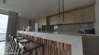 <p>Rumah Gen Halilintar juga memiliki dapur bersih sebagai berikut. Terlihat mewah, bukan? (Foto: YouTube: Gen Halilintar)</p>