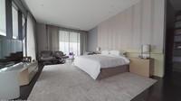 <p>Berikut potret kamar utama atau master bedroom. Ruangan ini digunakan oleh Ayah dan Bunda keluarga Gen Halilintar. (Foto: YouTube: Gen Halilintar)</p>