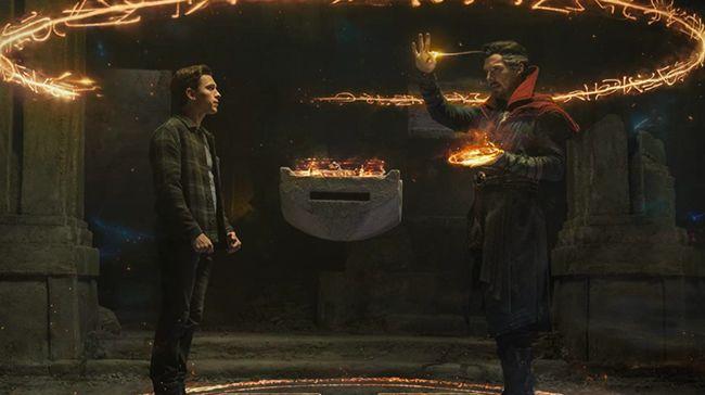 Meraba Multiverse dari Trailer Spider-Man: No Way Home