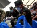 VIDEO: Vietnam Kerahkan Tentara Pastikan Lockdown Ketat