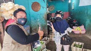 BNPB Bagikan 332 Ribu Masker untuk Masyarakat Ambon