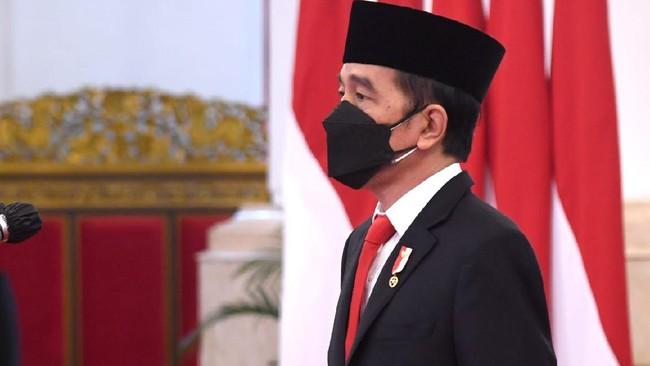 Peringati Maulid Nabi, Jokowi Imbau Kepedulian di Masa Sulit