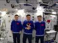VIDEO: Astronaut China Berbagi Pengalaman Misi Luar Angkasa