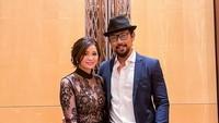 <p>Olivia Allen juga setia menemani Denny Sumargo ke berbagai kesempatan. Seperti ketika menghadiri acara formal dan pesta. (Foto: Instagram @oliviasumargo)</p>