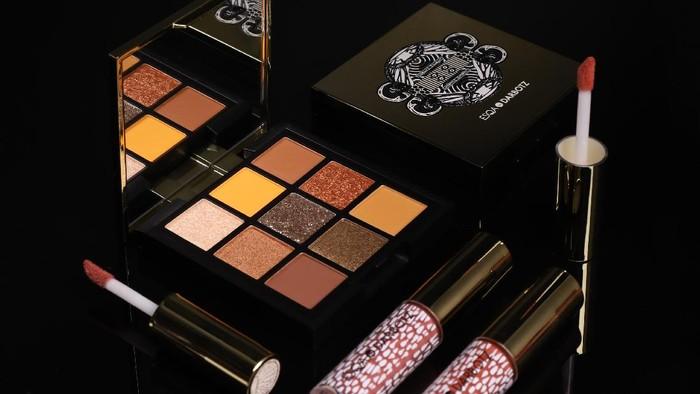 Makeup Natural Hingga Bold dengan Koleksi Baru ESQA X Darbotz