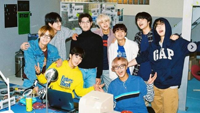 NCT 127 Bersaing di Tangga Lagu Inggris Lewat Album Baru