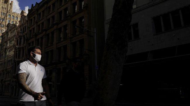Mengejar target tervaksinasi 80 persen dan pelonggaran jelang Natal, negara bagian di Australia masih catat ratusan kasus baru Covid-19.