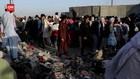 VIDEO: Peringatan Ancaman Teroris Di Bandara Kabul