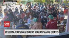 VIDEO: Vaksinasi Papua dan Siswa Tanatoraja