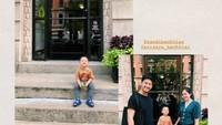 <p>Tasya Kamila belum lama ini mengumumkan sang suami akan melanjutkan studi S2-nya di kampus almamaternya yaitu Columbia University, di New York, AS. (Foto: Instagram Stories @tasyakamila)</p>