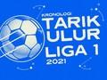 INFOGRAFIS: Kronologi Tarik Ulur Liga 1 2021
