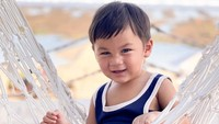 <p>Banyak netizen bilang kalau wajah Kiano mirip banget sama sang Bunda. Setuju enggak nih? (Foto: Instagram @paula_verhoeven)</p>