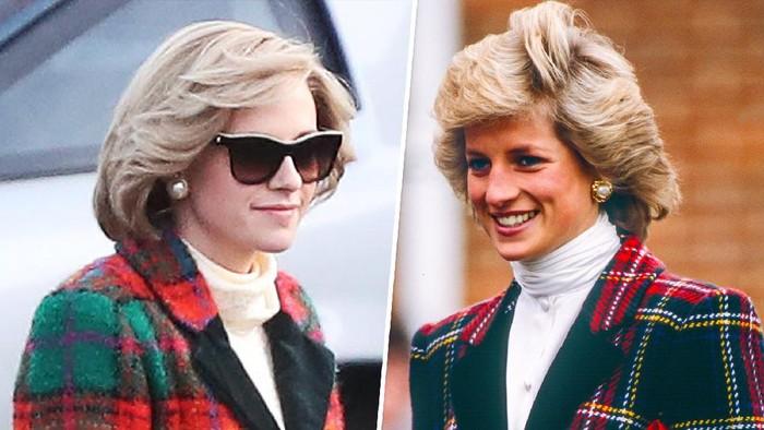 Perbandingan Gaya Kristen Stewart dengan Putri Diana di Trailer Film Spencer! Mirip Nggak?