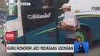 VIDEO: Tidak Ada PTM, Guru Honorer Jadi Pedagang Asongan