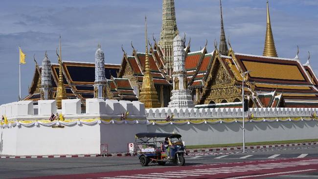 Kasus Covid Melonjak, Thailand Tunda Buka Destinasi Wisata