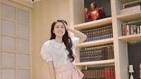 <p>Bak hotel bintang lima, rumah Sandra Dewi juga memiliki lift lho, Bunda. (Foto: Instagram @sandradewi88)</p>