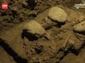 VIDEO: Arkeolog Temukan DNA Manusia Purba Misterius