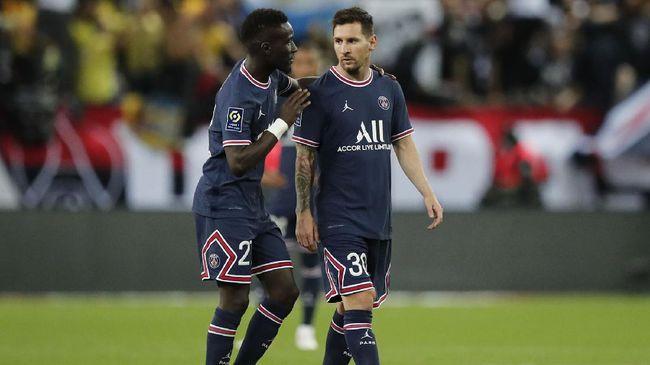 Lionel Messi bisa tampil sebagai starter pada duel Club Brugge vs Paris Saint-Germain (PSG) pada laga Liga Championsl, Kamis (16/9) dini hari WIB.