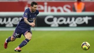 Pajak Lebih Bersahabat, Messi Irit Rp142 Miliar di PSG