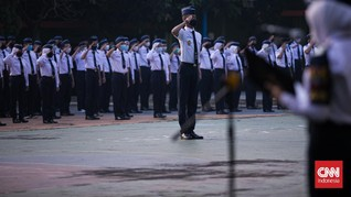 Asesmen Nasional SMA, Sekolah Tatap Muka Jakarta Dihentikan