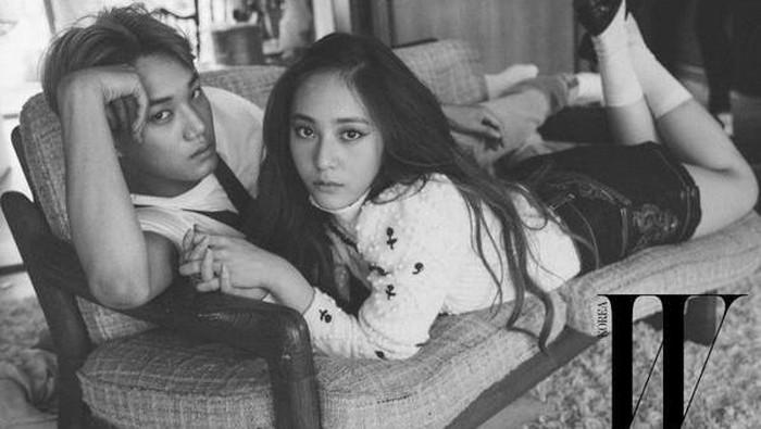 5 Kisah Cinta Pasangan Artis Korea yang Berakhir Secara Memilukan