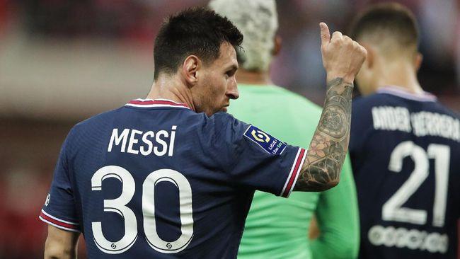 Bintang Paris Saint-Germain Lionel Messi disebut masih frustrasi karena tidak bisa bertahan di Barcelona pada musim ini.